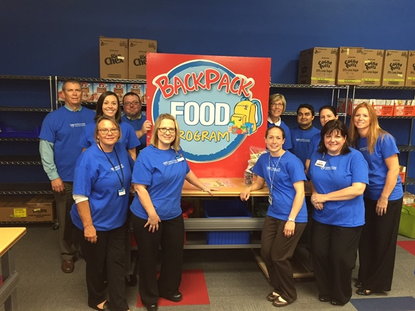 Mayo Clinic Health System In Mankato Works To Address Local Hunger By Supporting Backpack Food Program Mha